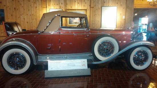 Hickory Corners, ميتشجان: Gilmore Car Museum