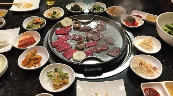 Image result for Gen Korean BBQ House