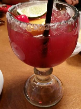 Texas Roadhouse: Sangria Margarita!