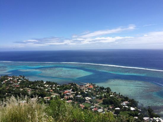 Moorea, Fransız Polinezyası: Fantastic day with guide Coconut Chris!