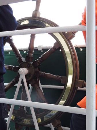 P.S. Waimarie wheel.