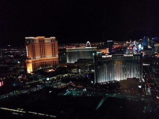 night time view from our 56h floor awesome picture of trump rh tripadvisor com
