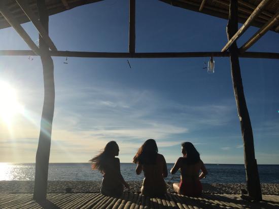 Buruanga Beach: Hinugtan beach and Nasog beach in Buruanga