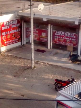 Una, India: harshit resort shitla