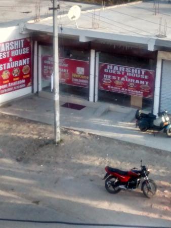 Una, India: harshit resort shitla talwara road