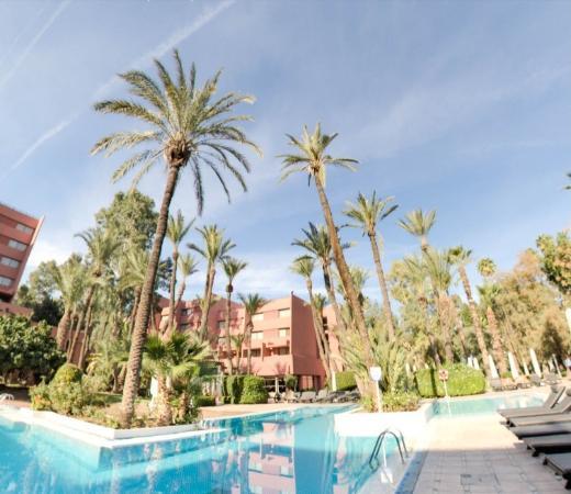 Kenzi Farah Hotel Morocco Reviews
