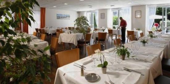 Hotel des Remparts : une des salles à manger