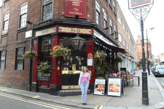 Marcia picture of kings head pub bayswater london tripadvisor kings head pub bayswater marcia reheart Gallery