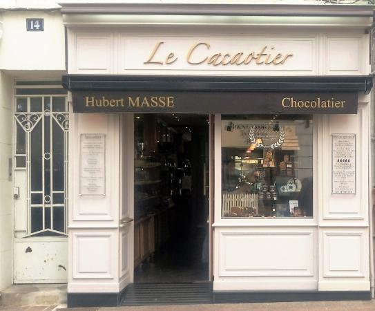 P ques 2016 picture of le cacaotier enghien les bains for Enghien les bain