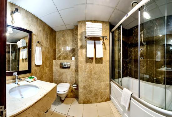 Gulhane Park Hotel: Quadruple Room3