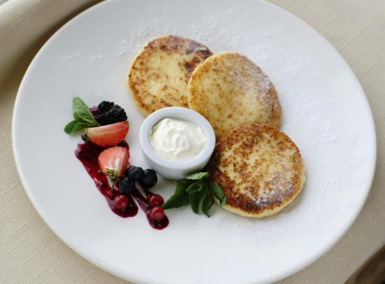 cottage cheese pancakes picture of verdins riga tripadvisor rh tripadvisor com au