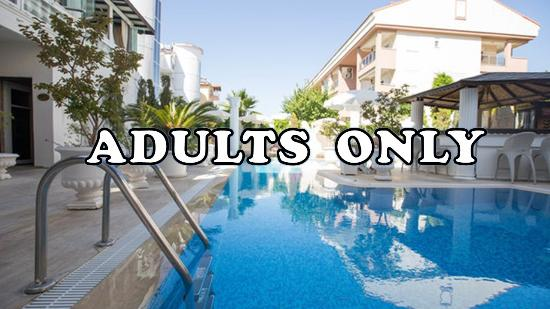 Conny's Hotel: ADULTS  ONLY