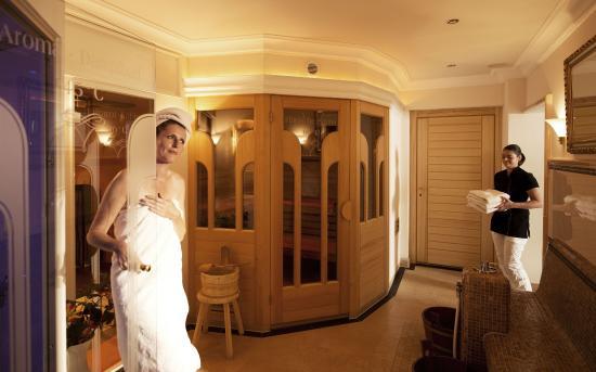 Hotel Bonnschlössl: Saunabereich