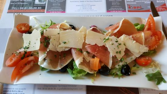 Le Ble Noir : Italian salad