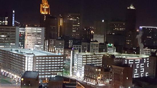 Window View - Greektown Casino Hotel Photo