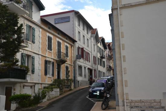 Hôtel Villa Koegui Biarritz : Hôtel Villa Koegui