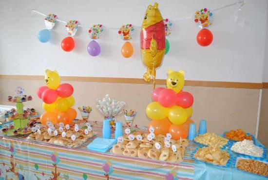 Mulazzano, Italie: Buffet 1° compleanno.