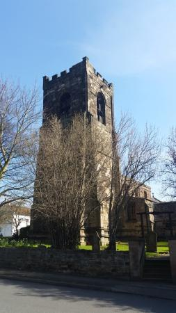 Trowell, UK: St Helen's Church