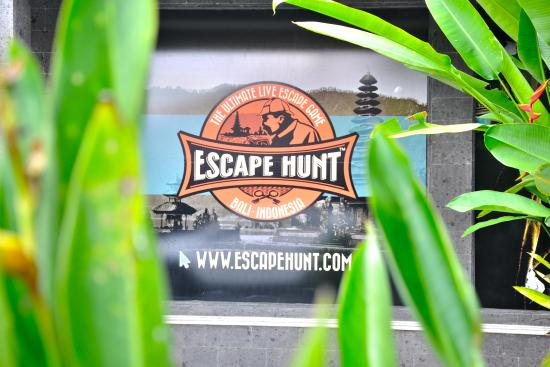 The Escape Hunt Experience Bali