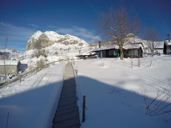 Cabañas patagónicas (maraña, españa): opiniones, comparación de ...