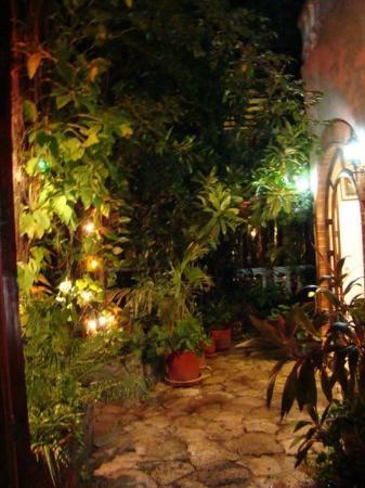 Paraiso Azul's -Casa De Gopala: Recepcja