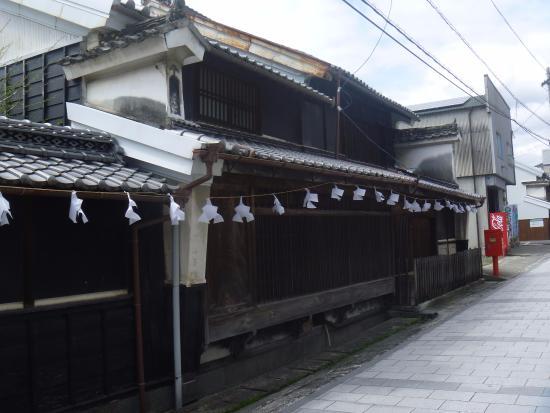 Ikeda Udatsu Area (Ikedacho)
