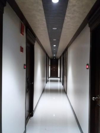 Hotel Times International: Corridor