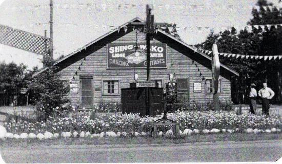 Merrifield, MN: Shing Wako was established in 1937.