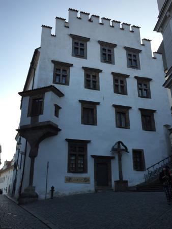 The Chaplain's House (Kaplanka)