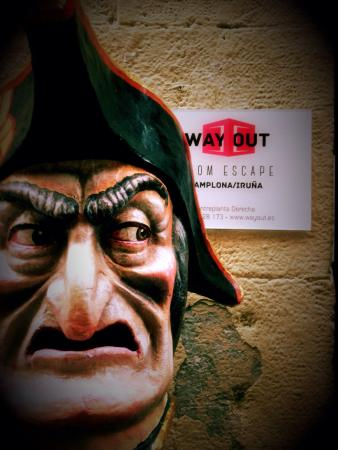 Wayout Room Escape Pamplona Pamplona