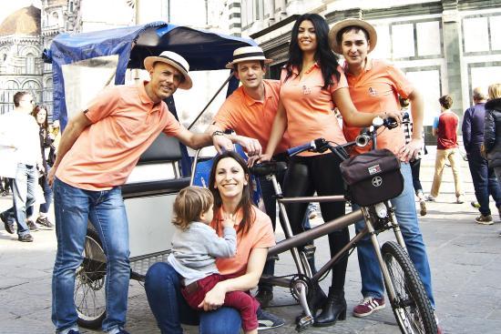 Pedicab Firenze