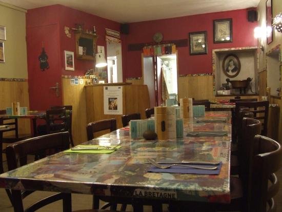 cr perie saint yves guingamp restaurant avis num ro de. Black Bedroom Furniture Sets. Home Design Ideas