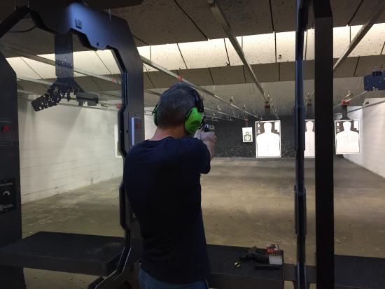 Dfw Gun Range And Academy Acedemy