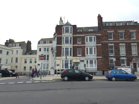 Bay View Hotel Weymouth Updated 2017 Prices Reviews Dorset Tripadvisor