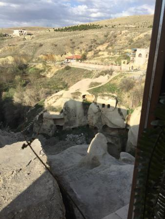 blue valley cave hotel room view from the hotel at night picture rh tripadvisor co nz