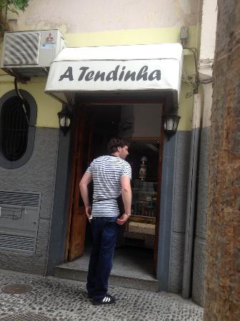 Tendinha