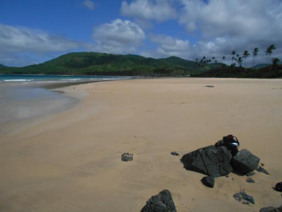 Nacpan Beach Palawan Philippines Picture Of Nacpan Beach