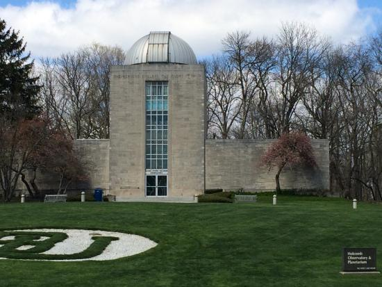 Holcomb Observatory & Planetarium of Butler University