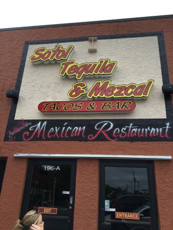 Sotol, Tequila, & Mezcal