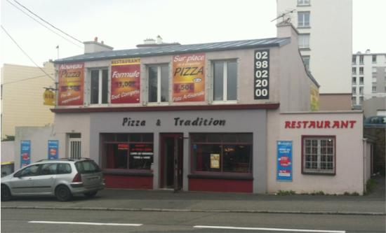 Pizza et tradition