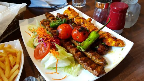 Lovely Small Friendly Restaurant Halal Food Review Of Classic Persian Restaurant Bradford England Tripadvisor