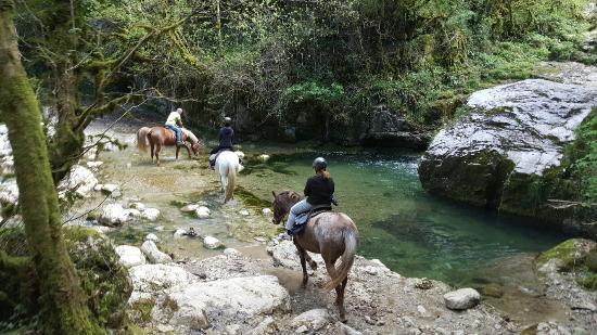 Diego, Balades et Randonnées à Cheval