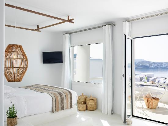 Rocabella Mykonos Art Hotel & SPA: Master Suite