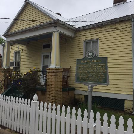 Natchez, MS: Richard Wright's home