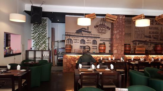 Jojo's Bar : Interno