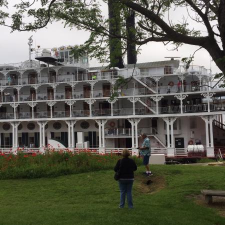 Natchez, MS: Riverboat
