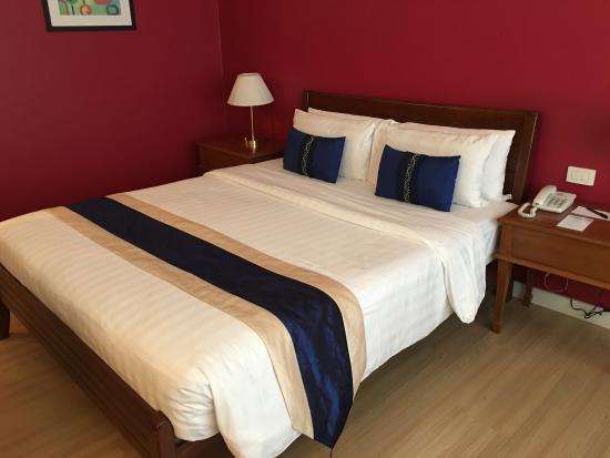 Le Siam Hôtel: Rom 207