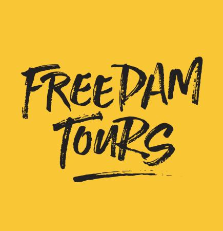‪FreeDam Tours‬