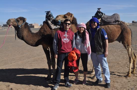 Merzouga, Marruecos: God willing we will be back