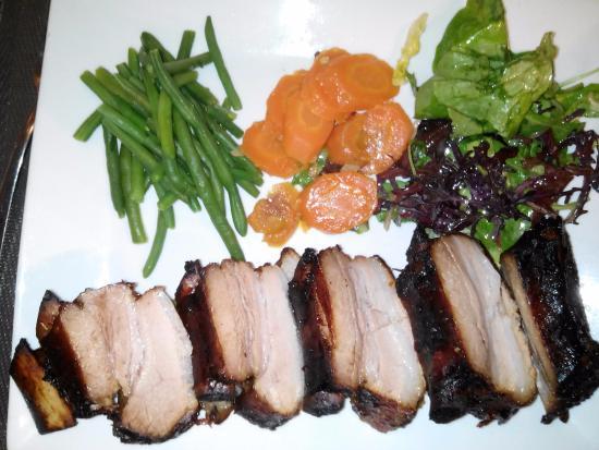 Le Bonavis : Travers de porc